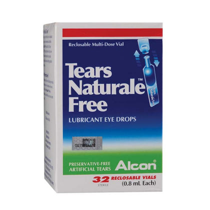 ALCON TEARS NATURALE FP EYE DROP 32'S