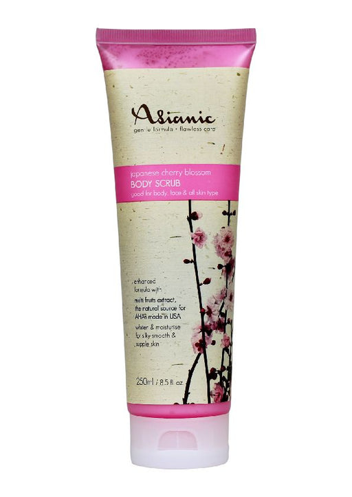 ASIANIC BODY SCRUB JAPAN CHEERY BLOSSOM 250ML