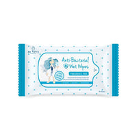 AU FAIRY ANTI-BACTERIAL WET WIPES -FRAGRANCE FREE 10'S