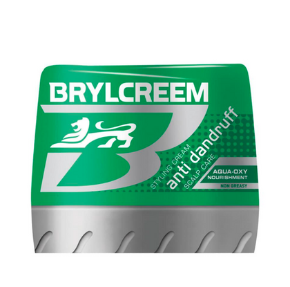 BRYLCREEM AQUA OXY ANTI DANDRUFF CREAM 125ML