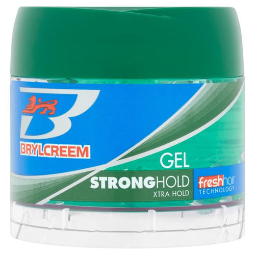 BRYLCREEM STRONG HOLD GEL 125ML
