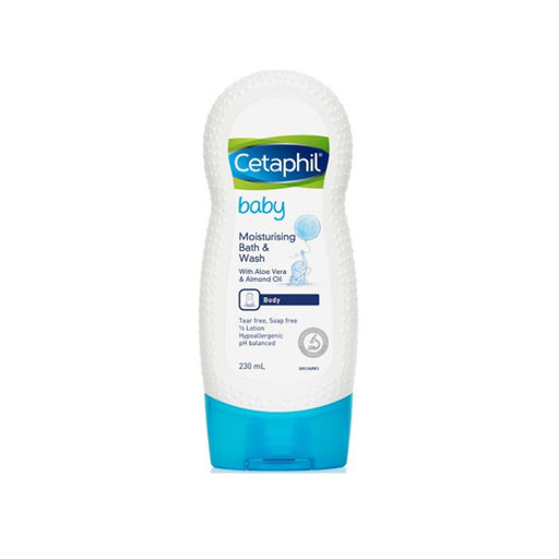 CETAPHIL BABY BATH & WASH 230ML