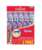 COLGATE TOOTHBRUSH ZIGZAG (MEDIUM) B3F2