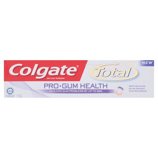 COLGATE TOOTHPASTE TOTAL PRO-GUM HEALTH 110G