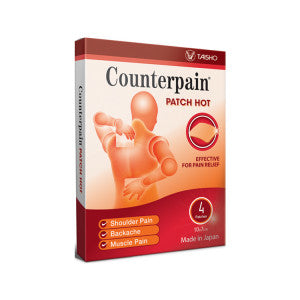 COUNTERPAIN PATCH HOT 4'S