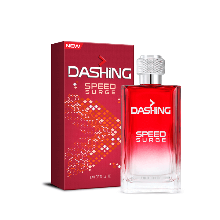 DASHING EDT SPEED SURGE 100ML