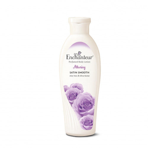 ENCHANTEUR HAND & BODY LOTION MOISTSILK ALLURING 250ML
