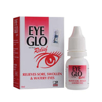 EYE GLO RELIEF EYE DROPS 10ML