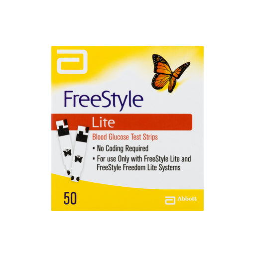 FREESTYLE LITE STRIP 50'S