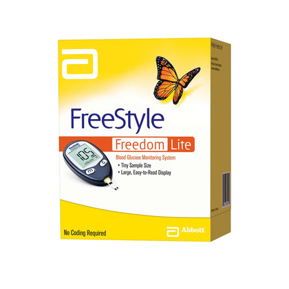 FREESTYLE FREEDOM LITE STARTER KIT