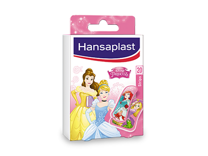 HANSAPLAST CARTOON PRINCESS 20'S