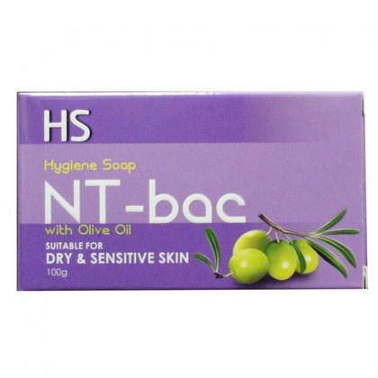 HS NT-BAC SOAP WITH OLIVE OIL 100G