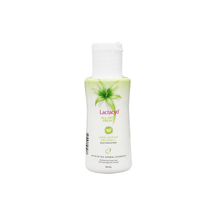 LACTACYD ALL DAY FRESH (GREEN) 60ML