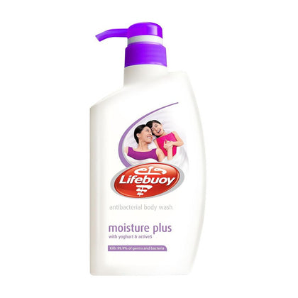 LIFEBUOY BODYWASH MOISTURE PLUS 500ML