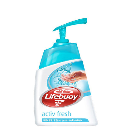 LIFEBUOY HANDWASH ACTIVE FRESH 200ML