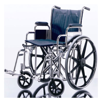 HEAVY DUTY EXTRA WIDE MANUAL WHEELCHAIR 26