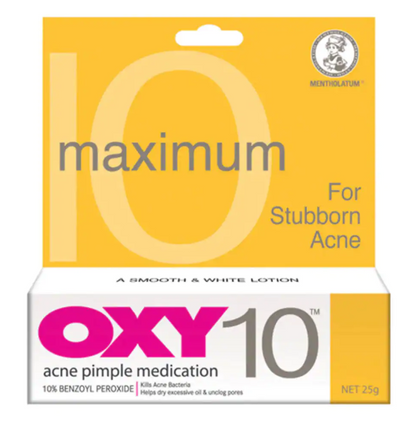 OXY 10 ACNE MEDICATION 25G