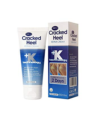 PEDICARE CRACKED HEEL REPAIR CREAM 80ML