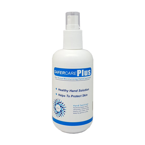 SAFERCARE PLUS HAND SANITIZER 250ML (SPRAY MODE)