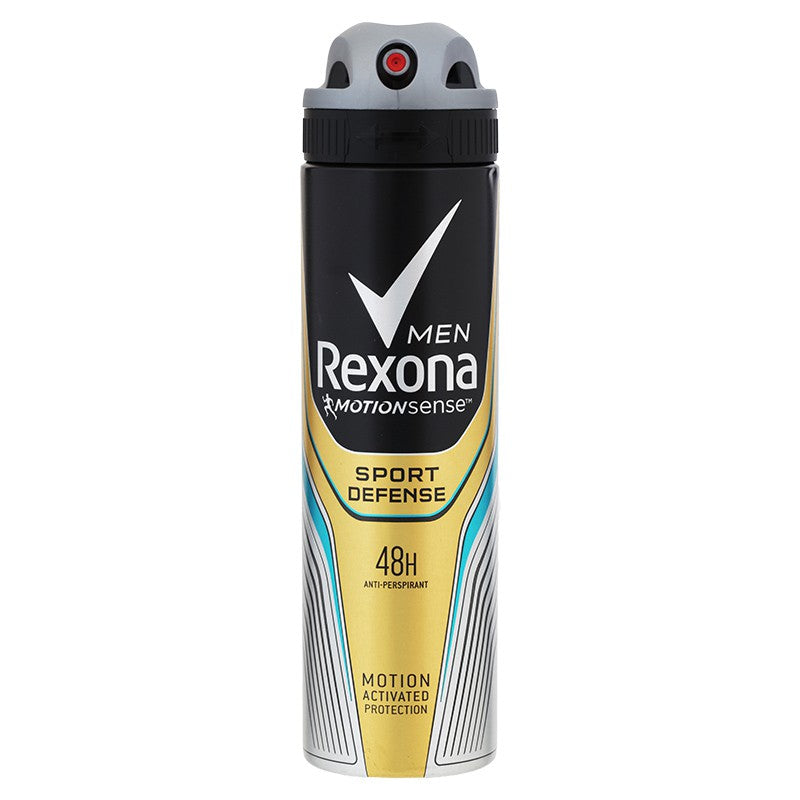 REXONA MEN SPRAY SPORT DEFENCE 150ML