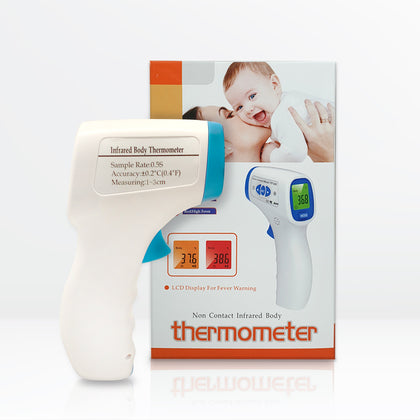 NON CONTACT INFRARED BODY THERMOMETER