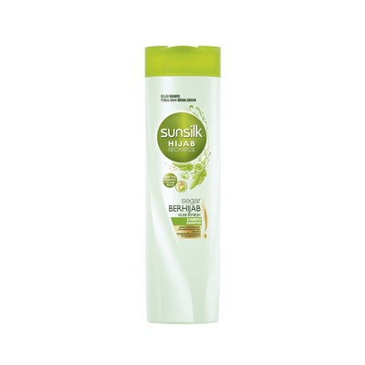 SUNSILK HIJAB SHAMPOO REFRESH 320ML