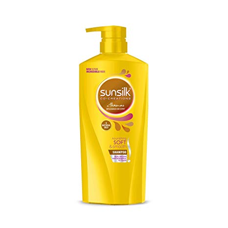 SUNSILK SHAMPOO SOFT & SMOOTH 650ML