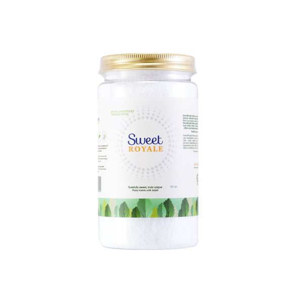 SWEETROYALE NATURAL JAR 450gm