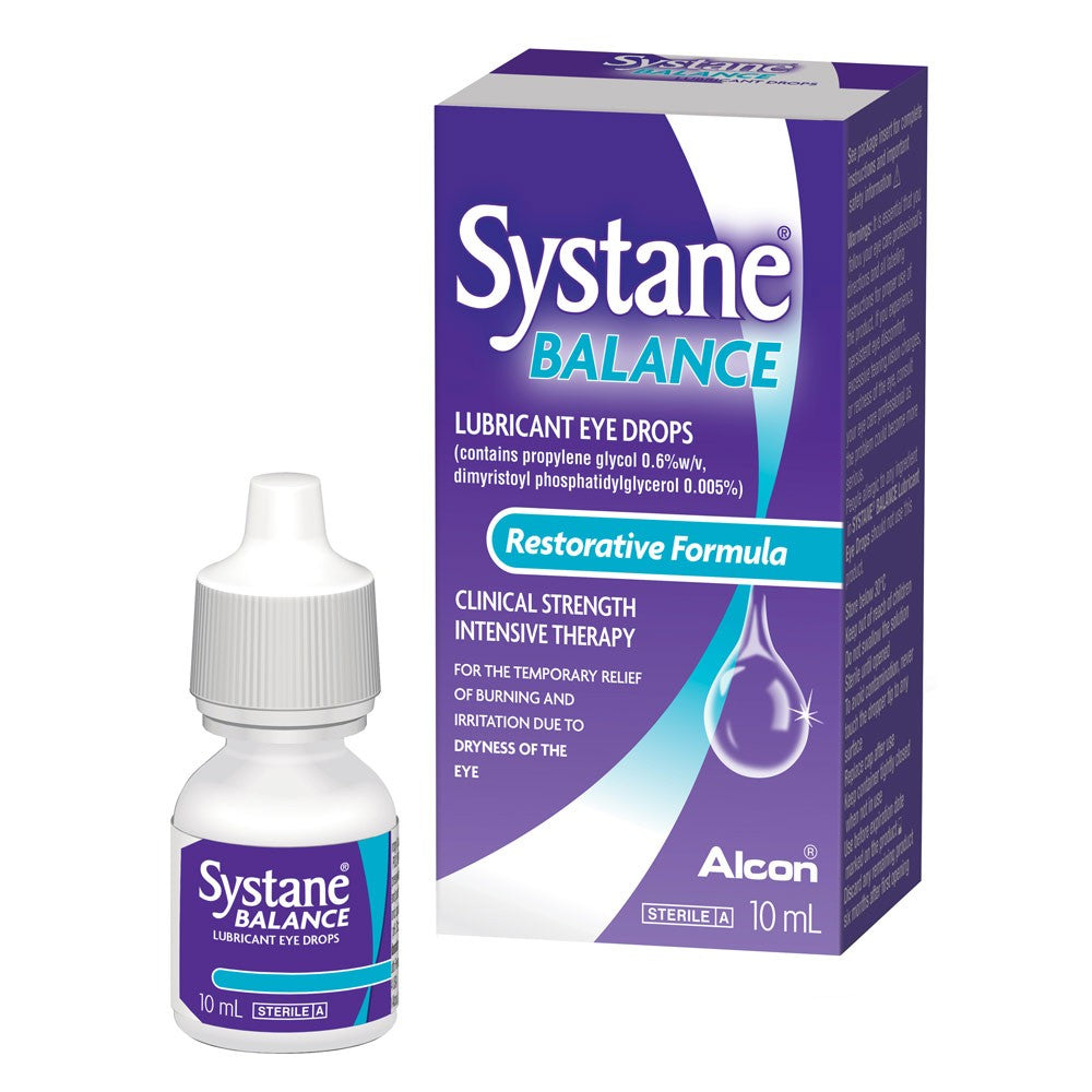 SYSTANE BALANCE EYE DROP 10ML