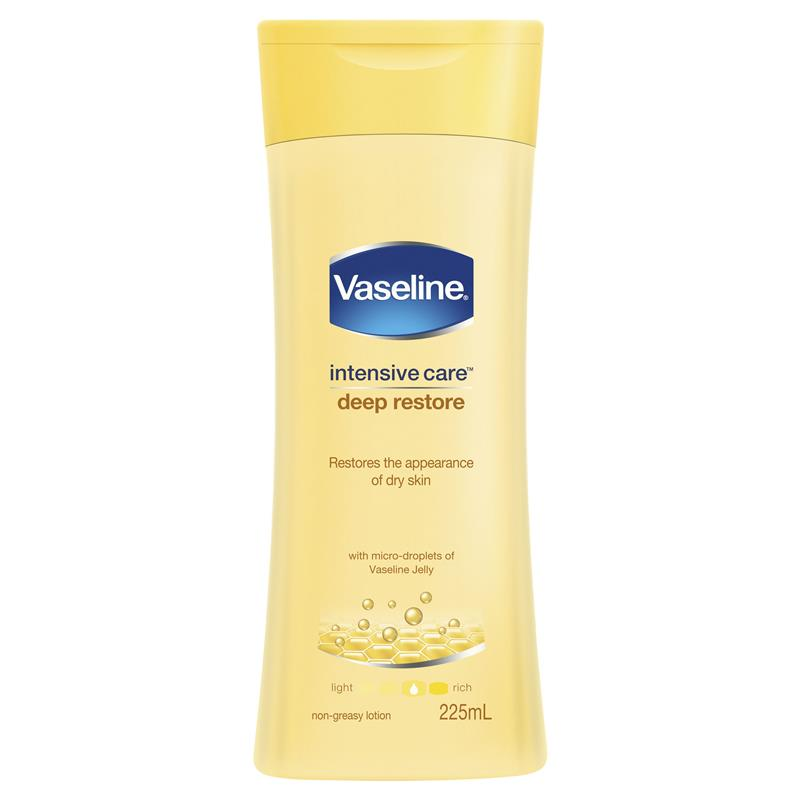 VASELINE LOTION DEEP RESTORE 120ML
