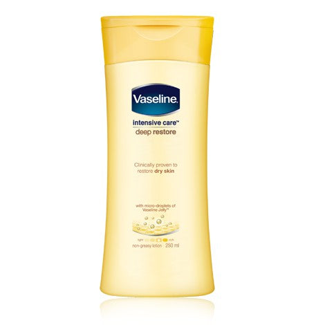 VASELINE LOTION DEEP RESTORE 250ML
