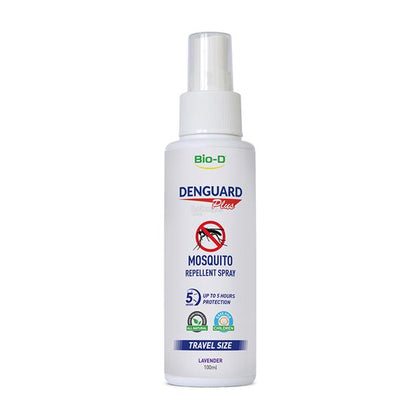 BIO-D DENGUARD PLUS MOSQUITO REPELLENT SPRAY 100ML