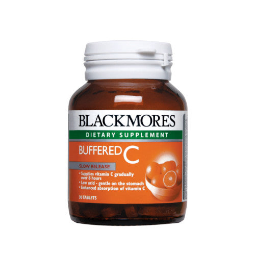 BLACKMORES BUFFERED C 30'S