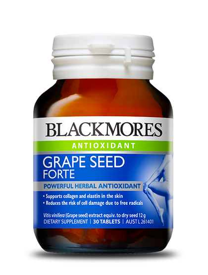 BLACKMORES GRAPE SEED 30'S