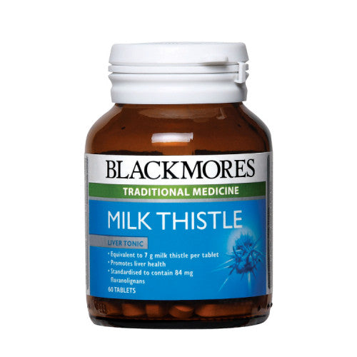 BLACKMORES MILK THISTLE 60'S