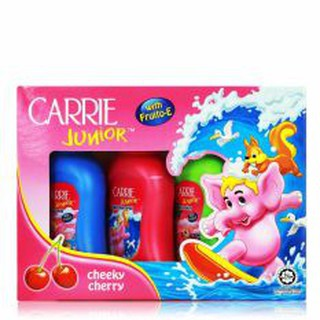 CARRIE JUNIOR GIFT PACK CHEEKY CHERRY