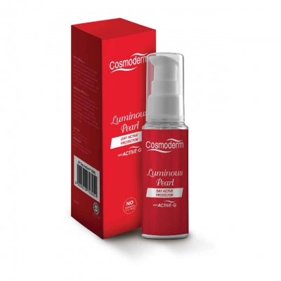 COSMODERM LUMINOUS PEARL DAY ACTIVE PROTECTOR 30ML
