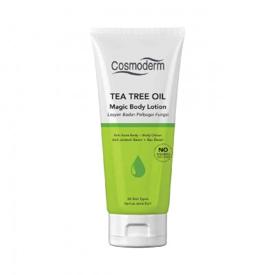 COSMODERM TEA TREE OIL LOTION MAGIC BODY 125ML