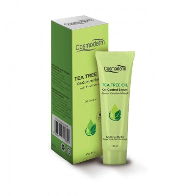 COSMODERM TEA TREE OIL CONTROL SERUM 30ML
