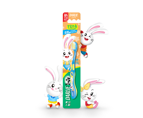 DARLIE KIDS TOOTHBRUSH CUTIE BUNNY SOFT 2 - 5 YEARS