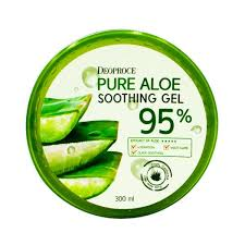 DEOPROCE PURE ALOE SOOTHING GEL 95% 300ML
