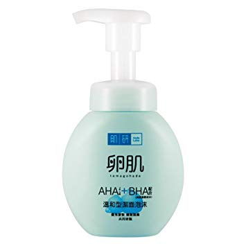 HADA LABO AHA/BHA FOAMING WASH 160ML
