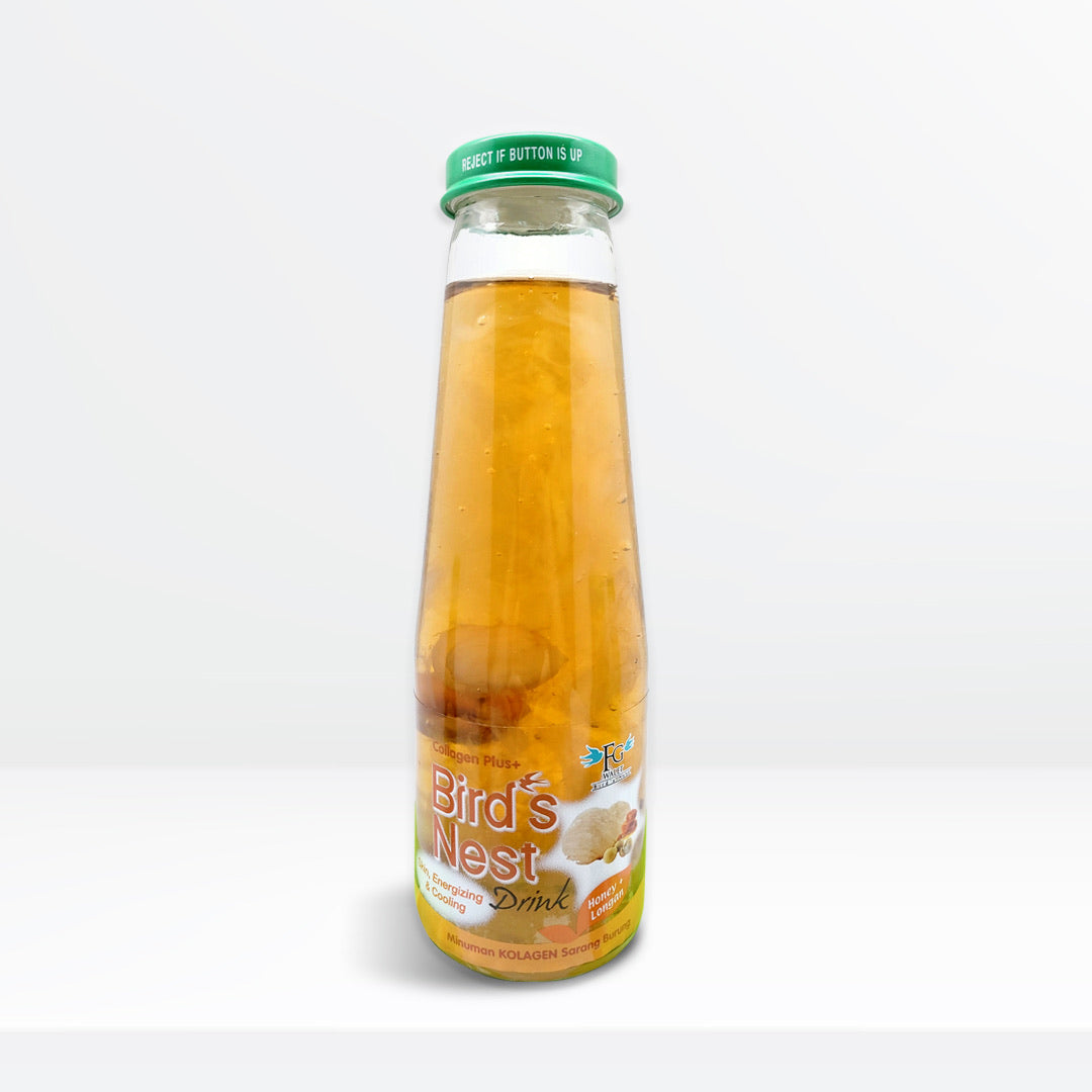 FG WALET COLL PLUS BIRD'S NEST HONEY & LONGAN 250ML