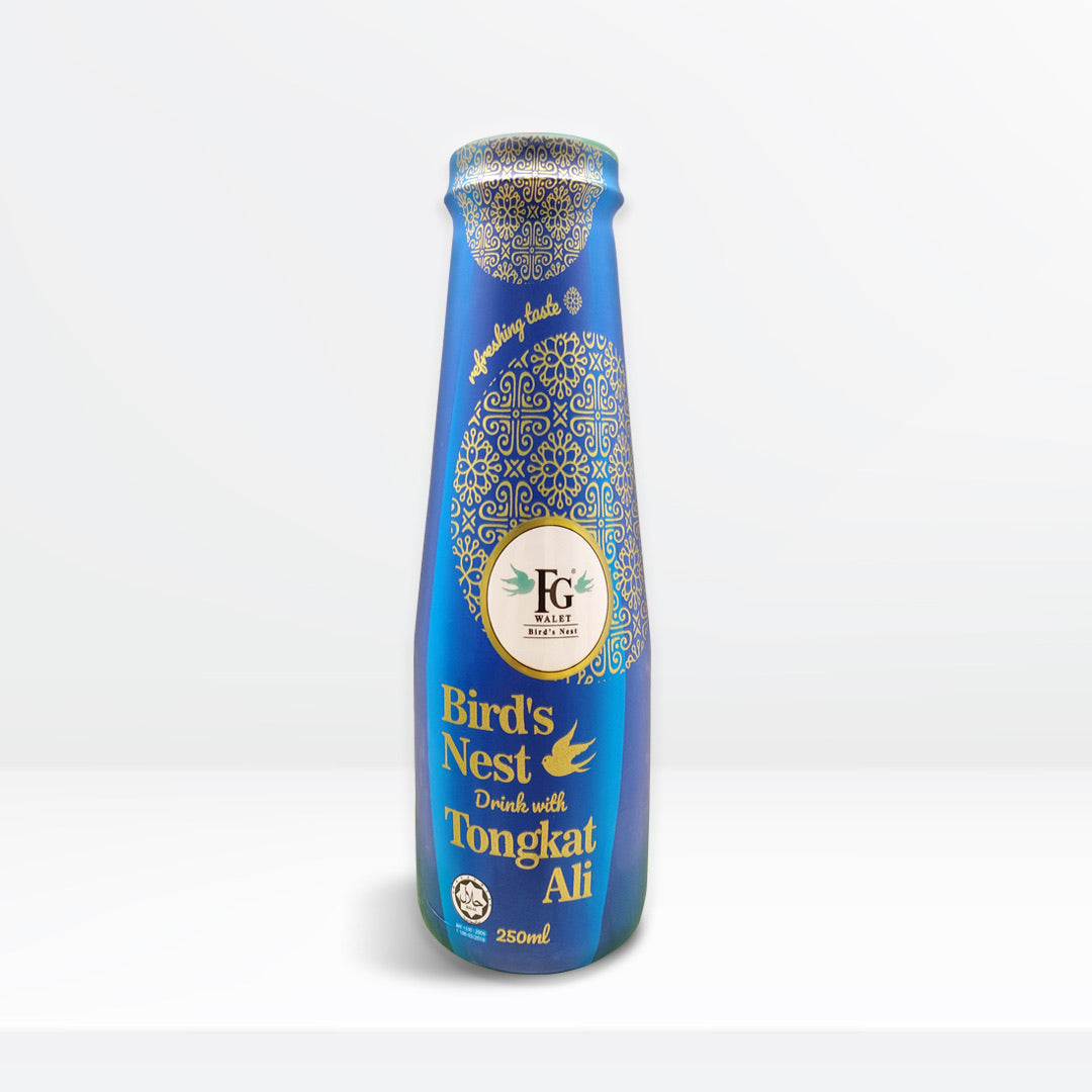 FG WALET COLLAGEN PLUS BIRD'S NEST WITH TONGKAT ALI 250ML