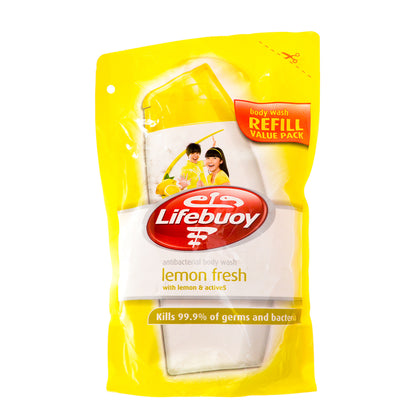 LIFEBUOY BODYWASH LEMON FRESH REFILL 450ML