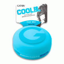 GATSBY MOVING RUBBER COOL WET 15G