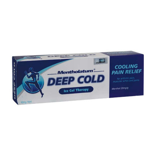 DEEP COLD ICE GEL THERAPY 100G