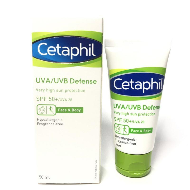 CETAPHIL UVA/UVB DEFENSE 50ML