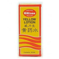 WILISAN YELLOW LOTION 60ML