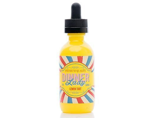 Dinner Lady - Lemon Tart (60Ml) Eliquid